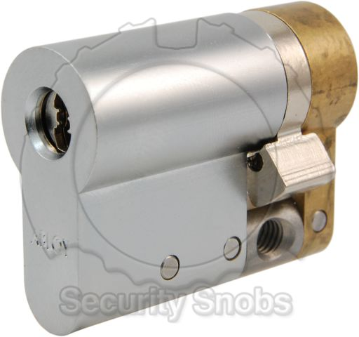 Abloy Euro Profile Single/Half Cylinder