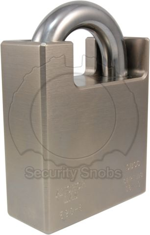 Anchor Las 590-6 Grade 6 Padlock For Euro Profile Cylinders