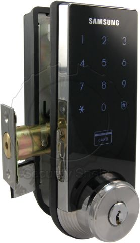 Samsung Smart Door Keyless Digital Deadbolt Deadbolts