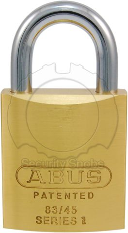 ABUS 83-45 Padlock Front View